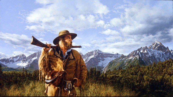 MAN_OF_THE_MOUNTAINS on Images From The Westward Expansion